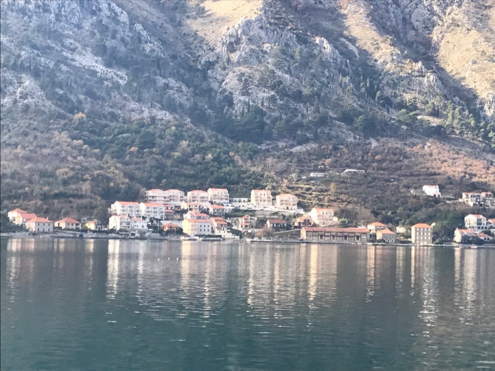 Unurbanized land plot in Muo Kotor Montenegro