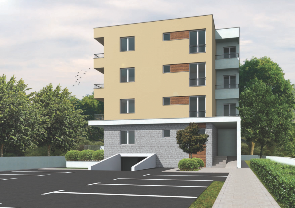 Stan , Tivat , Prodaja | Apartments In A New House In Tivat