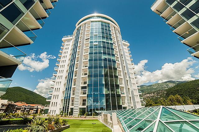 Two apartments in Budva