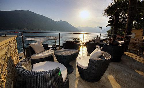 Exclusive hotel in Dobrota Kotor Bay