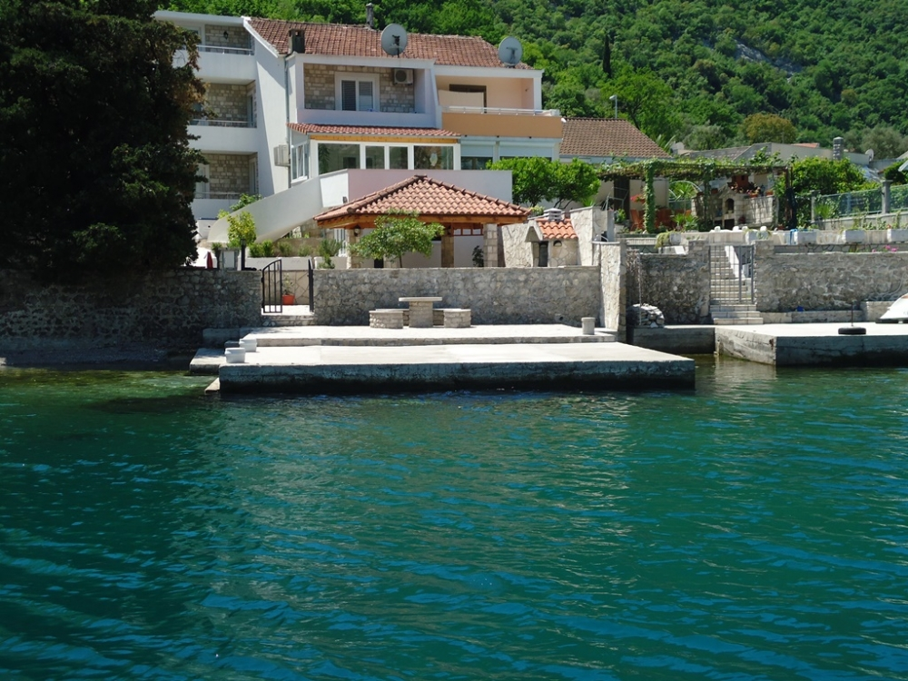 For sale attractive Villa on the coast line Kostanjica