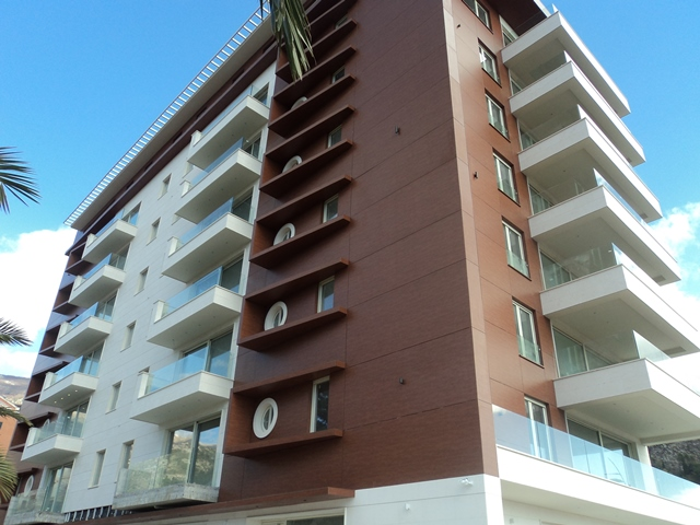 Two one bedroom apartment in Budva