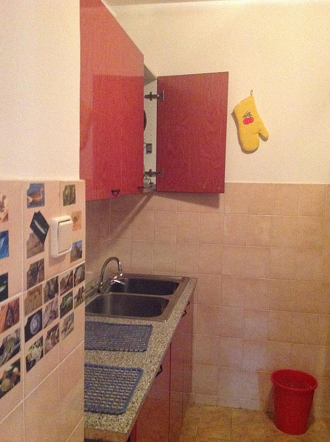 Flat with 3 bedrooms in Budva