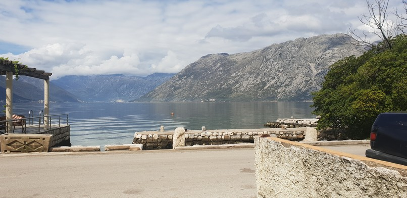 House on the First Line in Kotor Bay
