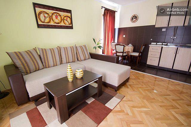 Mini hotel in Budva