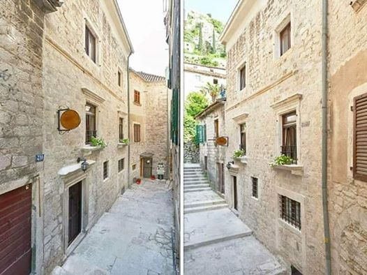 Hostel in Old town of Kotor
