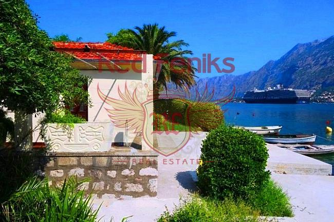 Kuća , Muo , Prodaja | Sold Ancient Stone House On The First Line In Muo