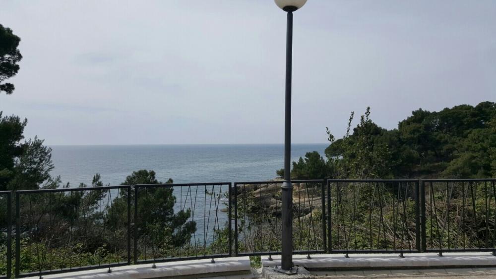 Plot in Ulcinj first coastline
