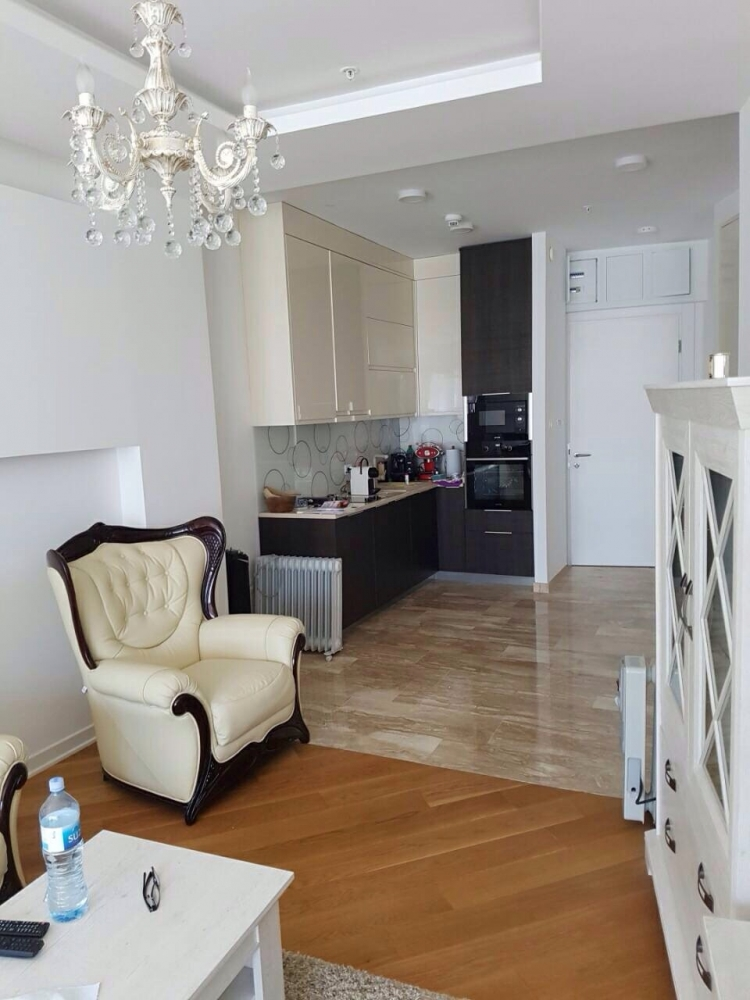 One bedroom apartment in Budva on the first line
