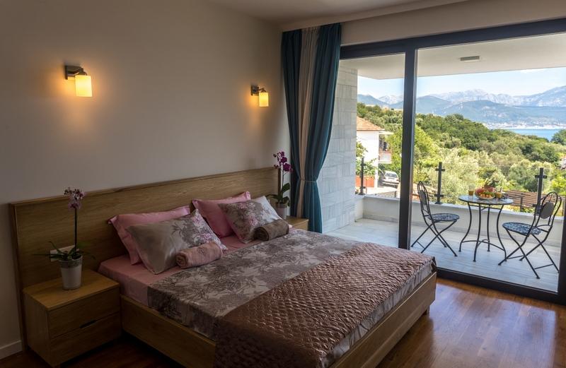 New villa in Djenovici
