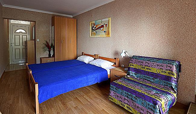 Mini hotel in the center of Budva