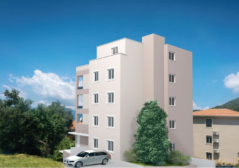 New Residential Complex in Tivat