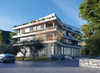 For sale a new, modern residential complex, under construction, is located in an area called Tivat, Doña Lastva, 100 meters from the sea shore and 1 km from the city center.