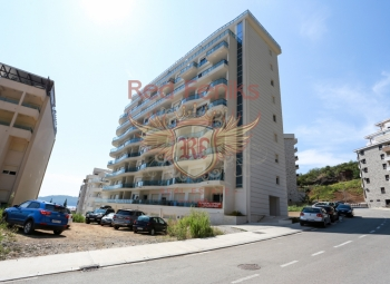 For sale two bedroom apartment in Becici.
