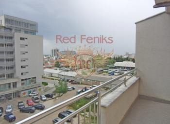 Beautiful apartment of 54m2 is located in the center of Budva.