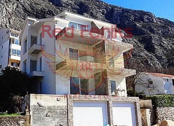 For sale 2 cozy onebedroom apartments in Kotor Bay with a fantastic sea view.