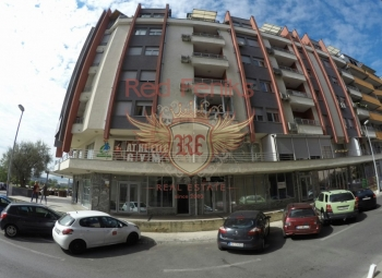 Nice commercial space 131 sqm, located in Podgorica.