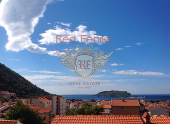 New built magnificent three storey house for sale in Budva, Montenegro.