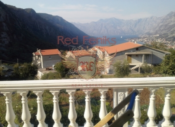 Green Panoramic View house for sale Kotor, Montenegro