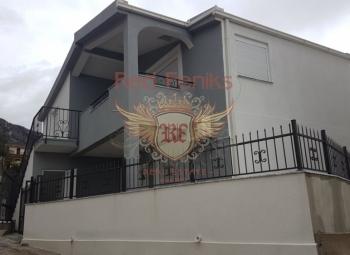 U gradu Baru na prodaju nova kuća po atraktivnoj cijeni! Kuca od 150 m2, plac 230 m2, u naselju Bar, kvart Shushan.