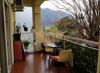 Apartment near the Old city of Kotor is for sale.