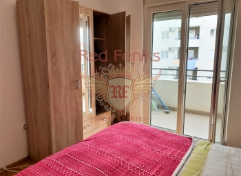 Spacious, partly generic 1 bedroom apartment for sale in a quiet area of Selyanovo, Tivat.