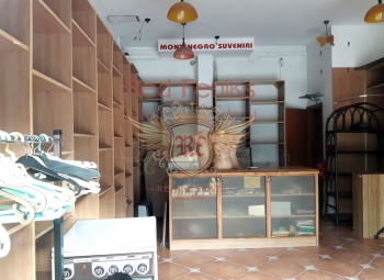 For sale is a commercial space of 31 sqm in the Bar.