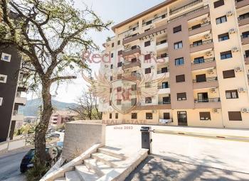 New apartment in Budva, Montenegro.