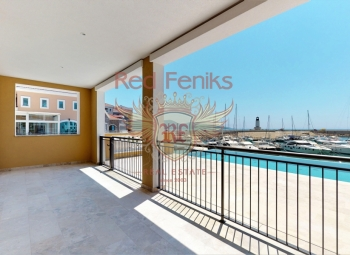 For sale two bedroom apartment on the complex on Lustica Bay Area of the apartment is 101m2 located on the ground floor.