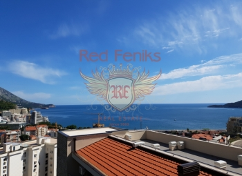 Best Offer !!!! Red Feniks Montenegro Becici Apartment