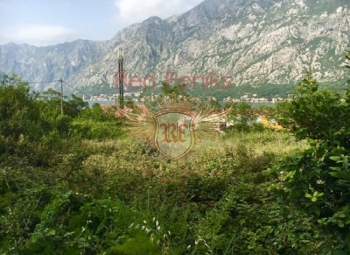 Plot for sale in Kotor Bay, Prcan, Montenegro 5 cadastral parcels.