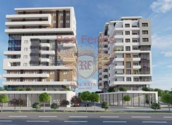 Na prodaju novi stambeni kompleks u Baru, koji se sastoji od dvije zgrade.