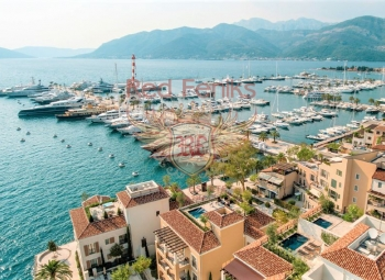 New exclusive facility in the luxurious Porto Montenegro complex, just 150 meters from the sea.