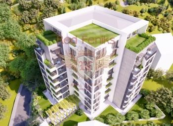 New residential complex in Rafailovichi.