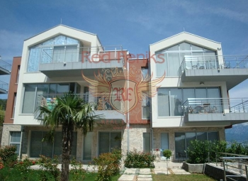 The complex is located in a small, resort village Djenovici near the picturesque town of Herceg Novi, which is located at the entrance to the bay.