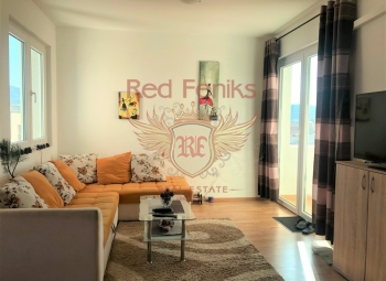 Apartment in a modern house in Ilino, with an area of 49 m2.