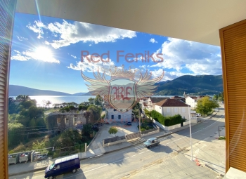 New residential complex with luxery apartments for sale in Tivat, Donja Lastva.