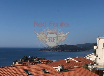 Flat for sale in the most luxury place of Montenegro - Sveti Stefan! Apartments in the center of the Montenegrin pearl - on St.
