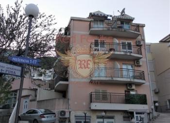 Prodaje se jednosoban stan u Budvi, Crna Gora.