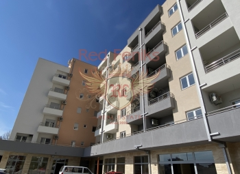 For sale new complex in the center of Budva.