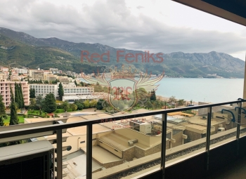 Apartment with high rental potential for sale in Montenegro.