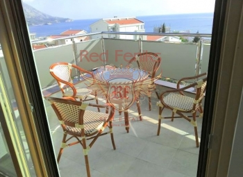 For sale spacious, bright apartment in bečići, Montenegro.