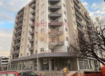 Prodaje se stan u novom stambenom kompleksu u Budvi, Crna Gora.