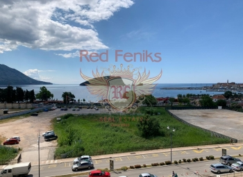 For sale one bedroom apartment with a perfect sea view.