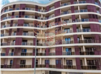 For sale one bedroom apartment in nice complex in Becici In the new residential complex in Becici there is an ACTION for the following apartments.