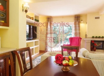 Fabulous house in Budva, Montenegro is for sale now! This spacious and at the same time incredibly cozy house is located in a quiet area of Budva, surrounded by greenery and mountains, not far from the city center.