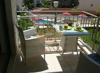 Two bedroom apartment in Petrovac in a residential complex.