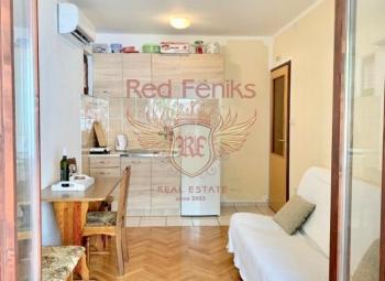 Na prodaju jednosoban stan u mirnom kraju Budve, Crna Gora.