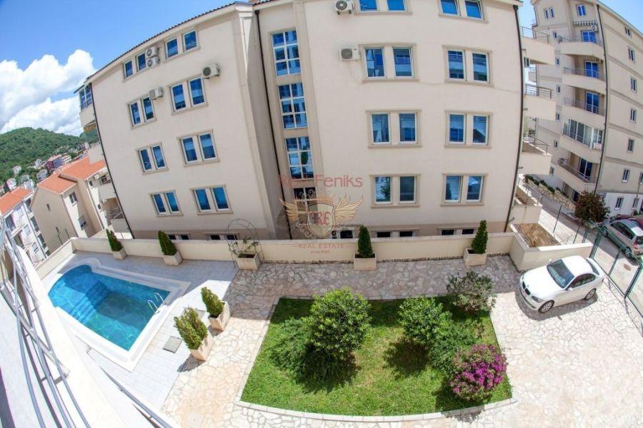 Stan , Petrovac , Prodaja | Condo Complex With Pool In Petrovac