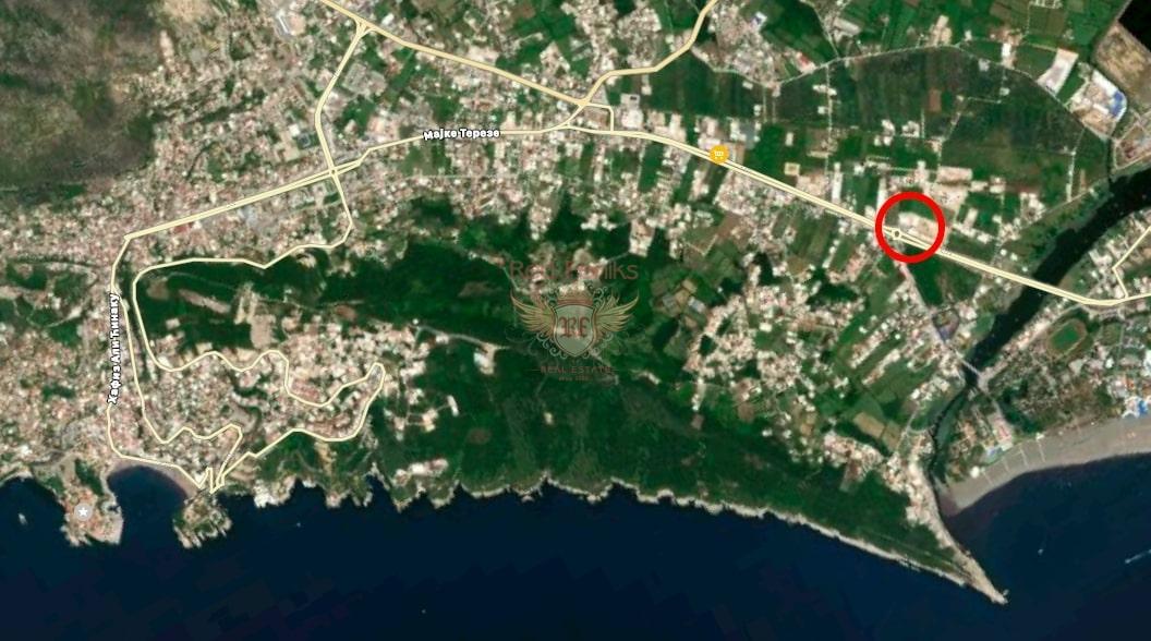 Wohnung 1 Schlafzimmer 46 m² in Ulcinj, Serbien-Montenegro - 56037493